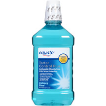 Equate Tartar Protection Antiseptic Mouth Rinse