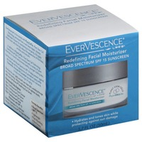 EverVescence Redefining Facial Moisturizer Broad Spectrum Spf 15 Sunscreen