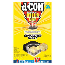 d-Con Rodent Bait Station Kit