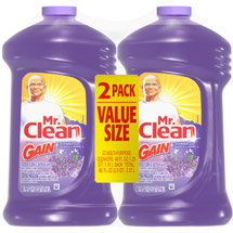 Mr. Clean Multi-Surface Cleaning Liquid with Lavender Scent