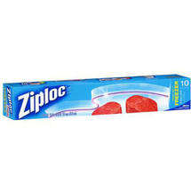 Ziploc Freezer 2 Gallon Bags