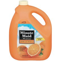 Minute Maid Premium Pulp Free 100% Orange Juice