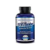 Factor Nutrition Labs Focus Factor Brain Nutrition Supplement