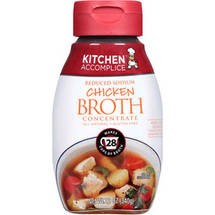 Kitchen Accomplice Reduced Sodium Chicken Broth Concentrate