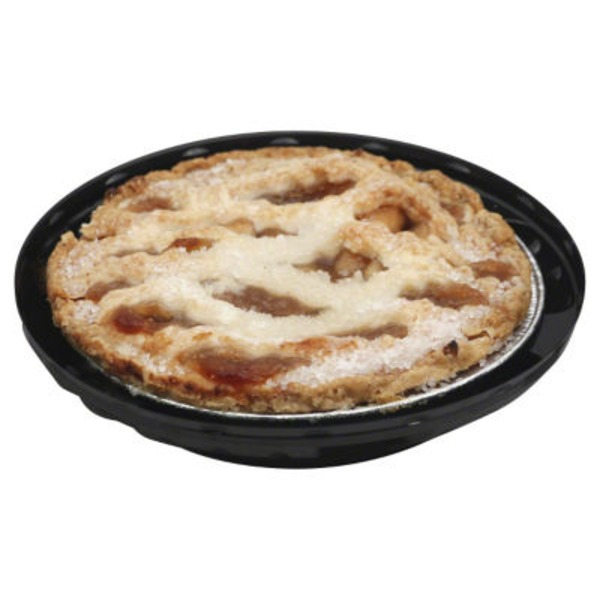 H-E-B Bakery 6 Inch Lattice Apple Pie