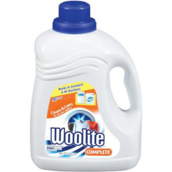 Woolite Everyday Sparkling Falls Scent Laundry Detergent
