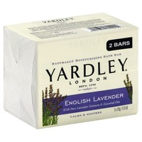 Yardley Bath Bar, English Lavender