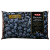 H-E-B Frozen Blueberries