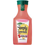 Simply Lemonade Raspberry Lemonade