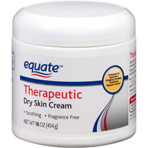Equate Therapeutic Dry Skin Cream