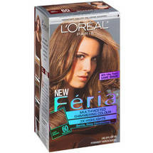 L'Oreal Paris Feria Haircolor Crystal Brown 60