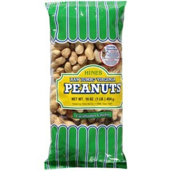 Hines Raw In Shell Peanuts