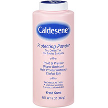 Caldesene Protecting Powder Fresh Scent Talc