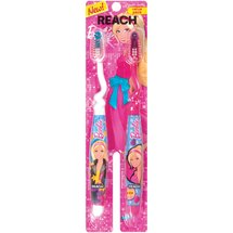 Reach Barbie Youth Soft Toothbrush
