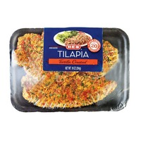 H-E-B Tortilla Crusted  Tilapia