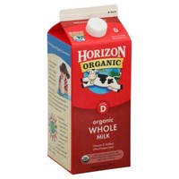 Horizon Organic Vitamin D Organic Whole Milk