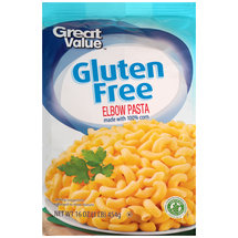 Great Value Gluten Free Elbow Pasta