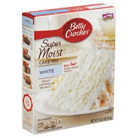 Betty Crocker Favorites Super Moist White Cake Mix