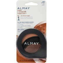 Almay Intense I-Color Evening Smoky All Day Wear Powder Eye Shadow For Brown Eyes