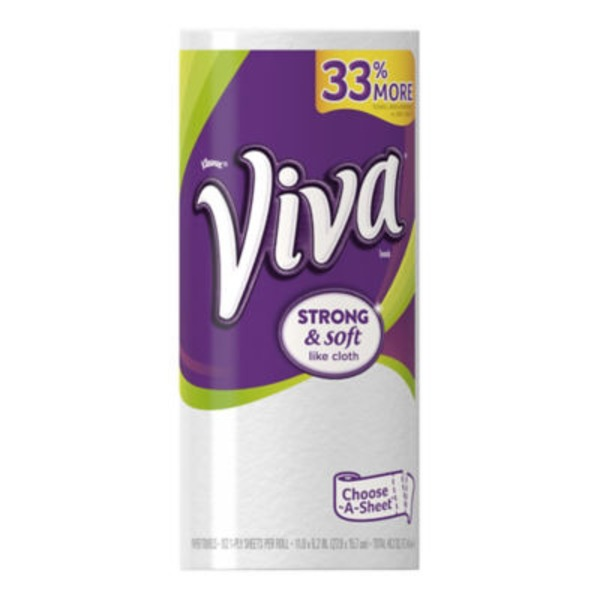 Vivaloe Viva Tough When Wet Paper Towels
