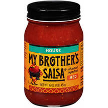 My Brother's Salsa House Medium Salsa
