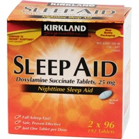 Kirkland Signature Sleep Aid Tablet