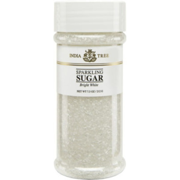 India Tree Bright White Sparkling Sugar