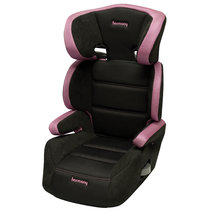 Dreamtime Deluxe Comfort Booster Car Seat Black/Pink