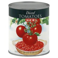 H-E-B Diced Tomatoes