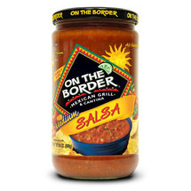 On The Border Mexican Grill & Cantina Medium Salsa