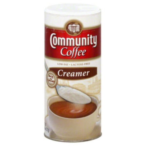 Community Coffee Creamer Powder