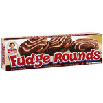 Little Debbie Snacks Fudge Rounds