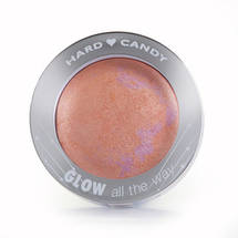 Hard Candy Blush Crush Baked Blush Honeymoon Peach Honeymoon Peach