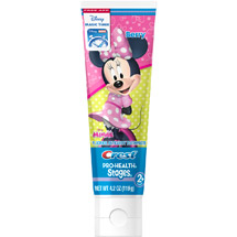Oral-B Stages Berry Bubble Disney My Friends Tigger & Pooh Toothpaste