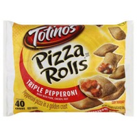 Totino's Triple Pepperoni Pizza Rolls