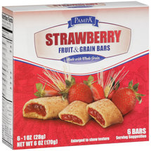 Pampa Strawberry Fruit & Grain Bars