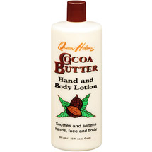 Queen Helene Hand And Body Lotion Cocoa Butter - 32 oz