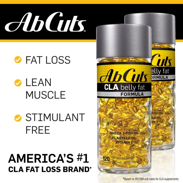 Ab Cuts CLA Belly Fat Formula