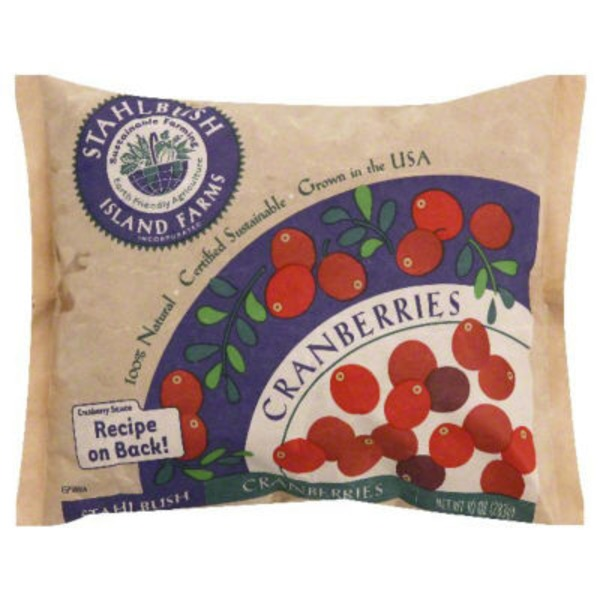 Stahlbush Island Farms Cranberries