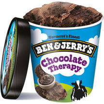 Ben & Jerry's Chocolate Therapy Ice Cream
