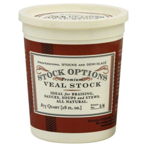 Stock Options Premium Veal Stock
