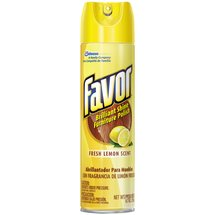 Favor Lemon Aerosal Can