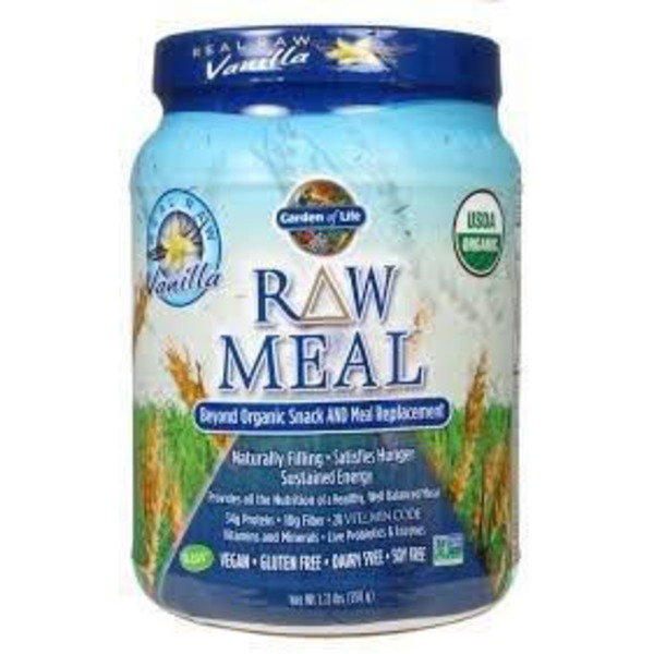 Garden of Life Raw Meal Mini Vanilla