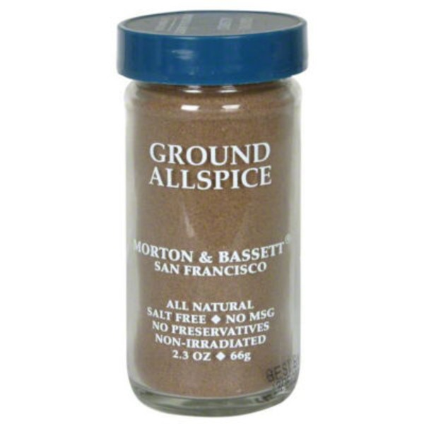 Morton & Bassett Spices Ground Allspice