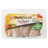 Oscar Mayer Deli Fresh Shaved Oven Roasted Turkey Breast