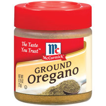 McCormick Specialty Herbs And Spices Ground Oregano