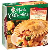 Marie Callender's Cheesy Chicken & Bacon Pot Pie