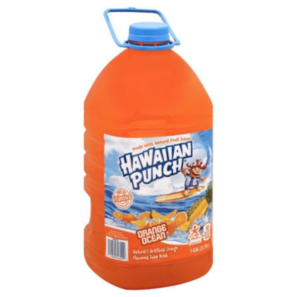 Hawaiian Punch Orange Ocean Juice Drink