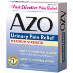 Azo Maximum Strength Urinary Pain Reliever