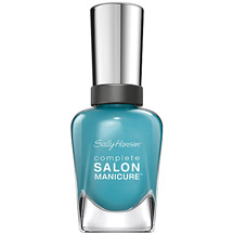 Sally Hansen Complete Salon Manicure Nail Color Water Color